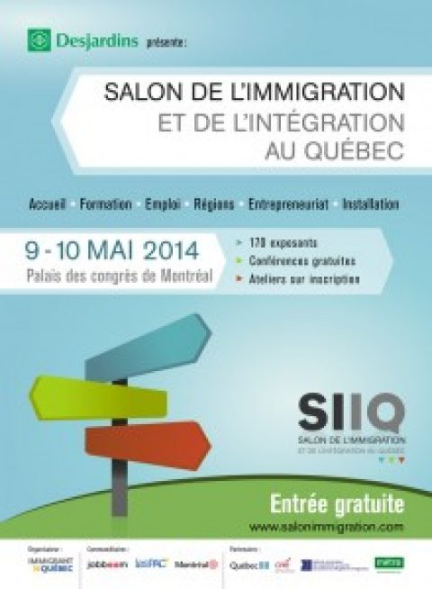 Le RSSMO au Salon de l'immigration