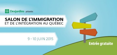 Salon de l'immigration 2015