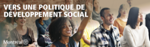 Politique de développement social : dépôt d'un avis