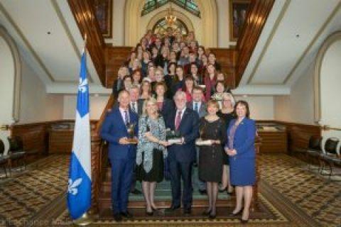 Les SIE partenaires d'un projet qui remporte le prix Égalité Thérèse-Casgrain