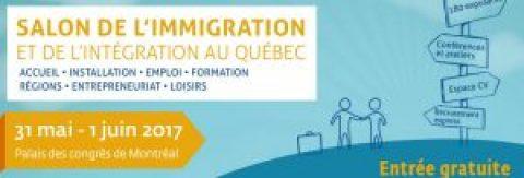 Le RSSMO au Salon de l'Immigration – 31 mai et 1er juin