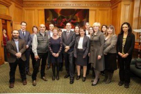 Reconnaissance pour Intégration Jeunesse du Québec – Lauréat du Prix interculturel Abe Limonchick