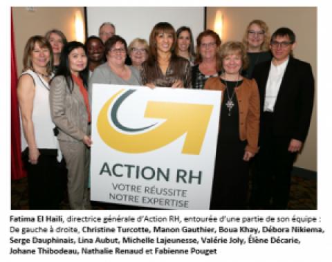 L'effet WOW ou la vision de la nouvelle DG d'Action RH