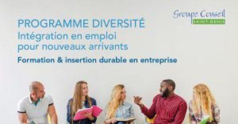 Programme Diversité offert au Groupe Conseil Saint-Denis