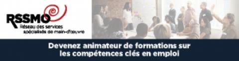 Devenez animateur de formations sur les compétences clés en emploi